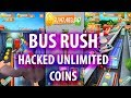 Bus Rush - Unlimited Coins Hack (Mod APK Hacked Game) Android - All Characters