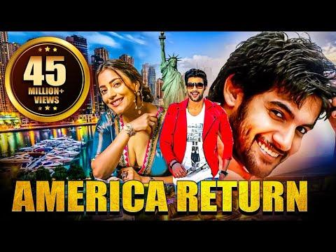 America Return (2019) New Released Full Hindi Dubbed Movie | Aadi, Nisha Aggarwal