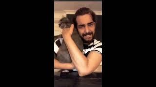 Enis Arıkan'ın Kedisiyle Yaşadığı Kuma İşeme Polemiği