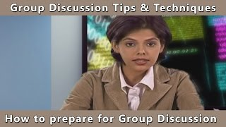 How to Prepare For a Group Discussion | group discussion videos | group discussion tips