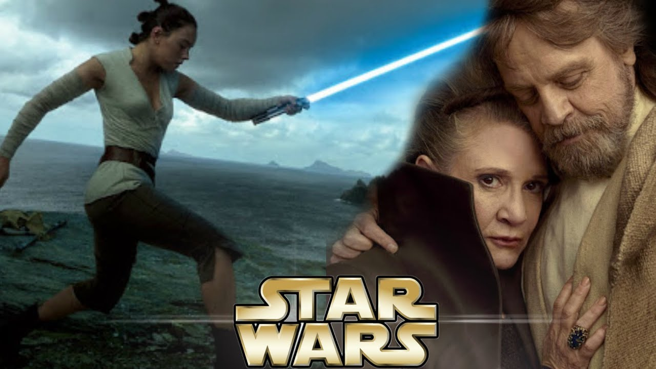 """Star Wars to reveal new """"Last Jedi"""" character in toy debut"""