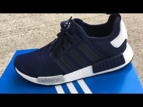 adidas nmd navy