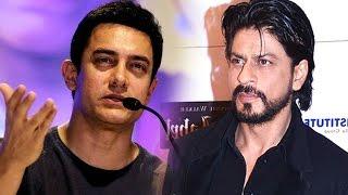 Aamir Khan Makes FUN Of Shahrukh Khan