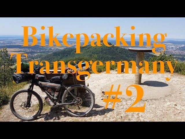 Bikepacking Transgermany #2