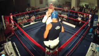 Ultra White Collar Boxing Bristol   Fight 15