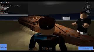 Roblox | {MEGA UPDATE!!} Tiny-Ships - R.M.S. Titanic Wreck