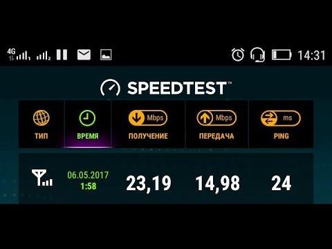 Как добавить скорость интернета на теле2