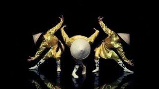 DANCING STRA HATS | JAPAN ACT | FUNNY DANCE