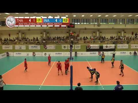 Bola Voli ( Indonesia Vs Thailand ) Set 2