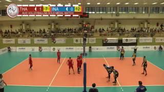 Bola Voli Putera Mahasiswa Asean 2016 ( Indonesia Vs Thailand ) Set 2