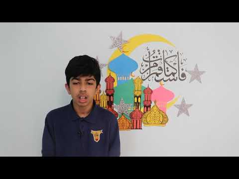 """The Huda Academy Students present """"Go Straight as Ordered"""" Episode 1 - Umar Sultan"""