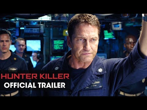 Hunter Killer (2018 Movie) Official Full online – Gerard Butler, Gary Oldman, Common
