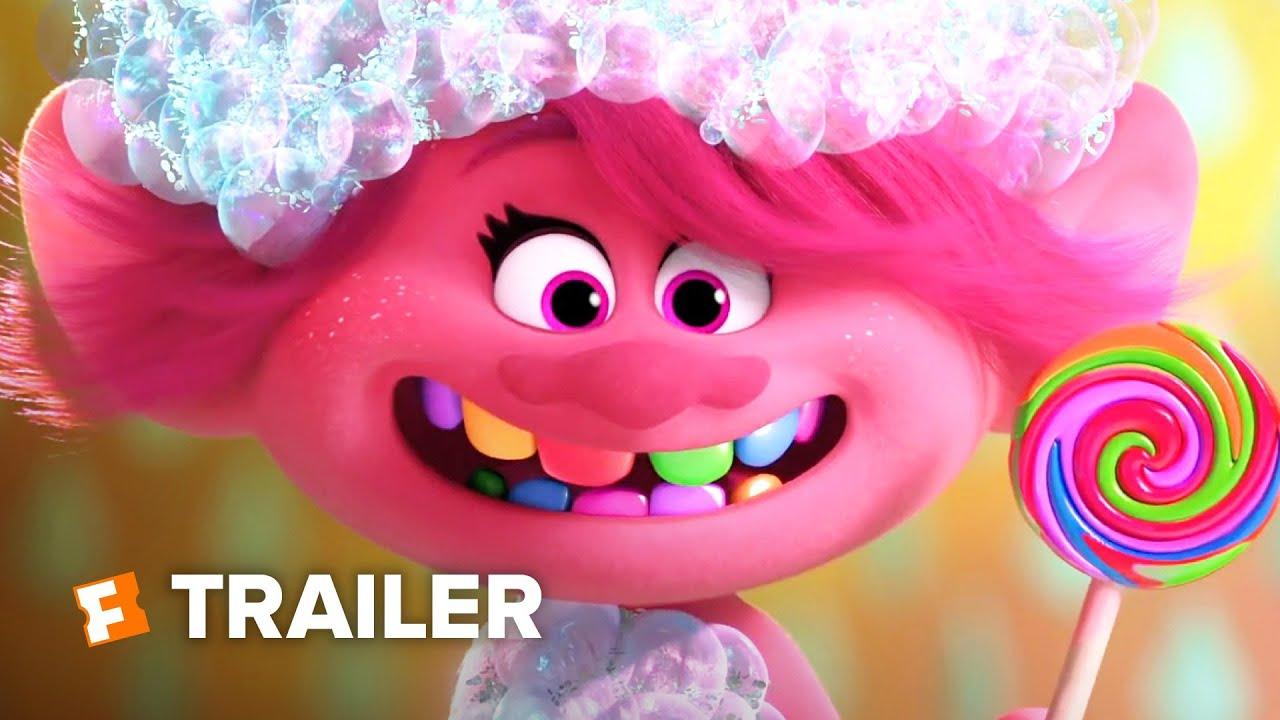 Trolls World Tour International Trailer #1 (2020) | Movieclips Trailers