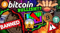 WOW!!! BITCOIN ALL TIME HIGH: REALIZED CAP!! INDIA BANS BTC INDEFINITELY!? USDT DEMAND LEGIT?