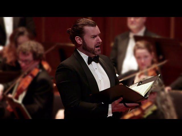GF Handel - Jephtha: 'Happy this embassy... Dull delay' - Randall Scotting, countertenor