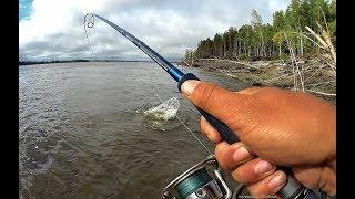 КРОКОДИЛЫ 3 4  6 8 10 кг НА КАЖДОМ ЗАБРОСЕТрофейная рыбалка мечты  не астрахань.