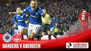 Gers go second after stormy win over Dons