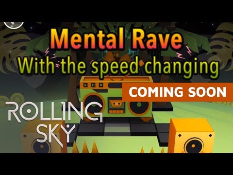 Rolling Sky - Mental Rave Coming Soon + Reggae Glitches | SHAvibe
