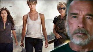 Terminator Dark Fate Rated 15 & Run Time Revealed