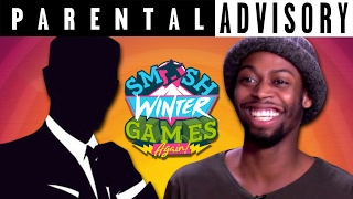 NETFLIX AND CHILL 80'S EDITION (Smosh Winter Games)