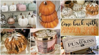 Fall Decor Shop With Me At Homegoods, Tj Maxx, Marshalls, Bath & Body Works, Kirklands & Michaels