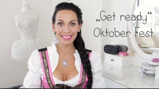 Style & Talk - Makeup, Haare Und Styling - Oktoberfest