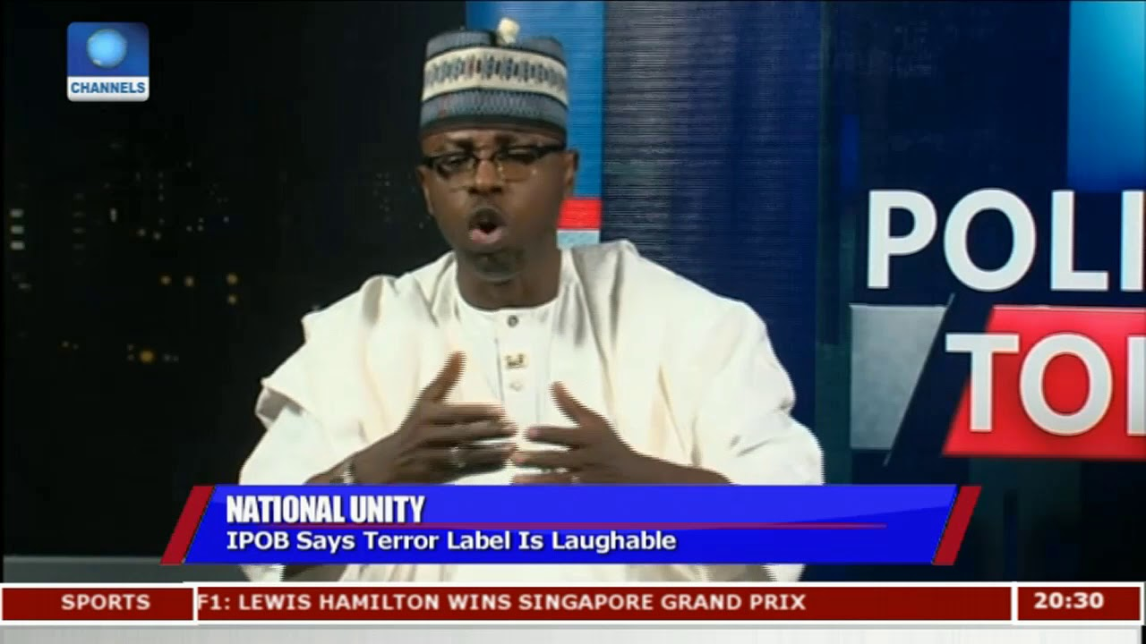 We Need To Find Solution The Problem Of Agitation In Nigeria |Politics Today|