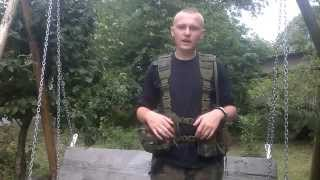 Ronin Chest Rig [MCR7] i szelki Hydro Harness [242] - Airsoft Patriot #1