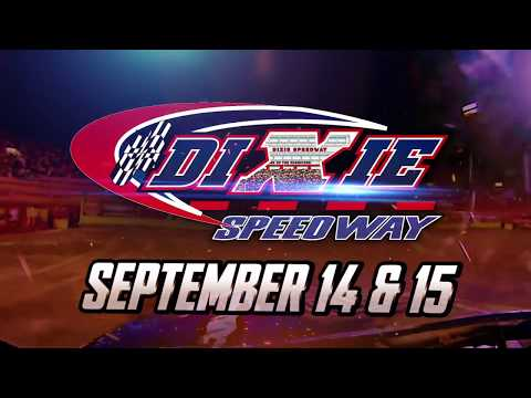 24th Annual Dixie Speedway Monster Truck Fall Nationals- Sep. 14/15  2018