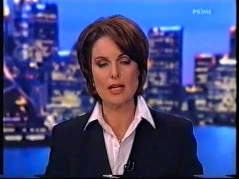 [9/11 Coverage] Seven News Sydney - Attack On America Opener (12.9.2001)