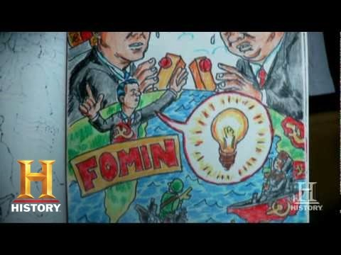 History Specials: Jeffrey Lewis - Cuban Missile Crisis | History