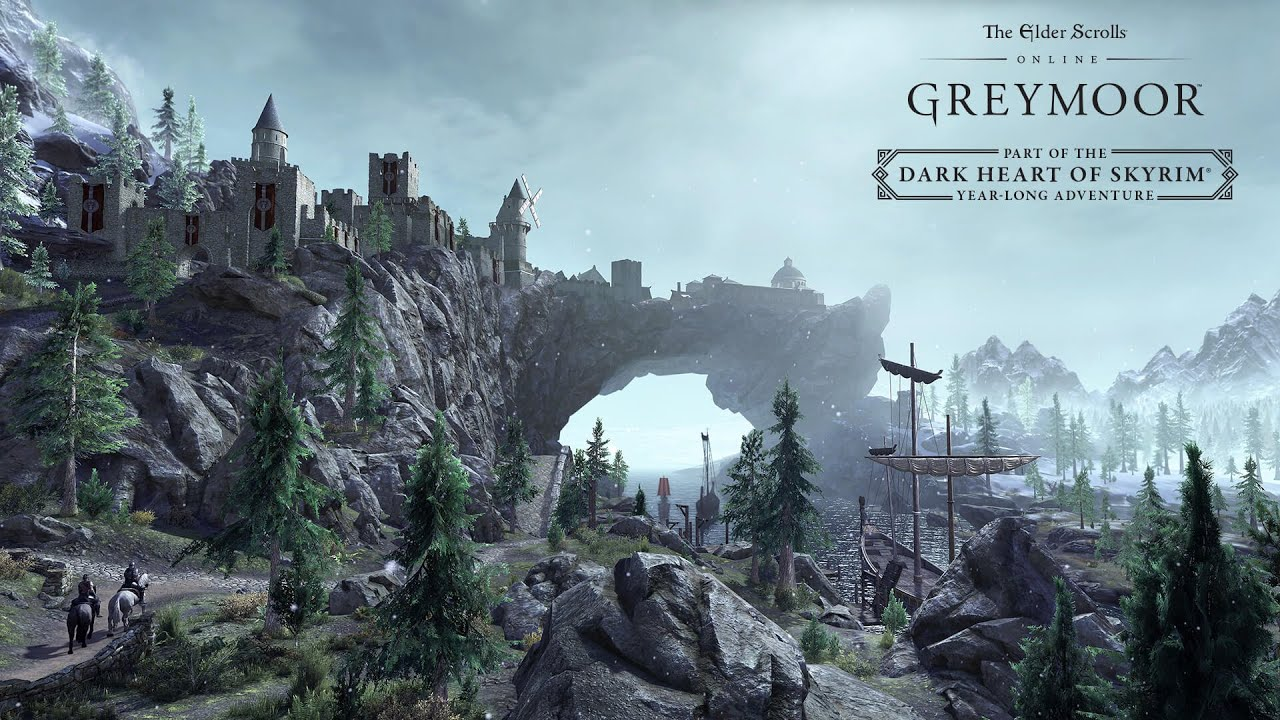 The Elder Scrolls Online: Greymoor - Descend into the Dark Heart ...