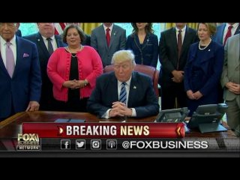 Trump signs executive order on aluminum imports