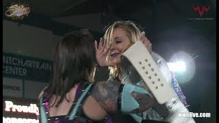 SHINE Special Report: Kimber Lee Targets SHINE Champion LuFisto!