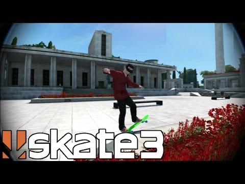 Skate 3 - Own the Lot Carverton Memorial Park - Parte #72