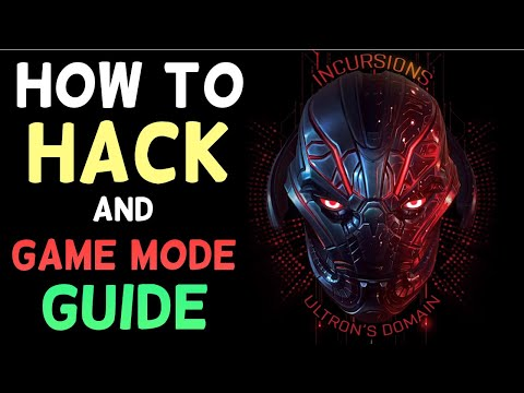 How To Hack Effectively in Incursions | Full Mode Guide with Time Codes |Marvel Contest of Champions