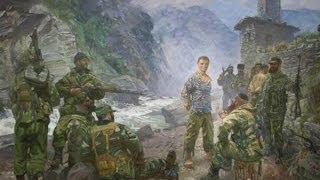 Морпех Отраковский Иван о солдате Жене Радионове он Герой России и мученник за Христа