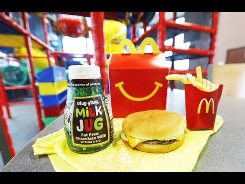 McDonald's Removing Cheeseburgers From Happy Meals