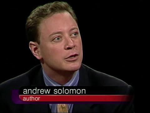 Andrew Solomon interview (2001)