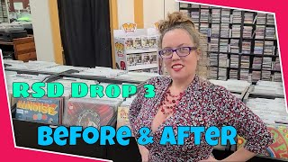 Before & After - 3rd RSD Drops  (Record Store Day 2020)