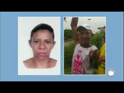 Mulher mata o marido a facadas na frente do filho