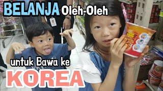 [KOREA+INDONESIA] Belanja Oleh oleh buat teman Korea !! Orang korea di indonesia