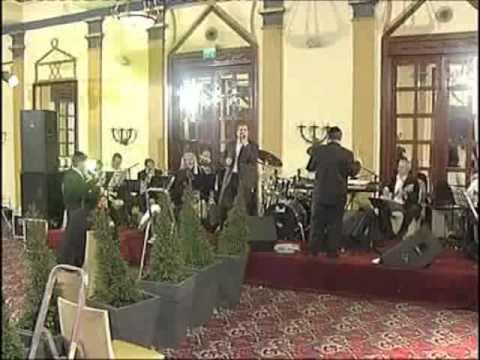 דב הנדלר בליווי תזמורתו של מונה רוזנבלום
