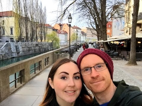 Ljubljana - Europe's hidden gem | Travel Vlog