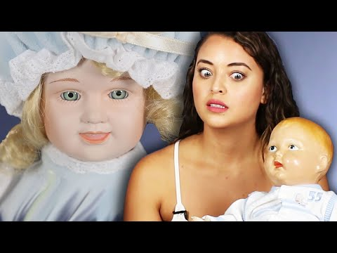 People Guess Which Doll Is Haunted