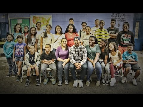 The Hook Up: Giants Victor Cruz & Prince Amukamara surprise Boys & Girls Clubs