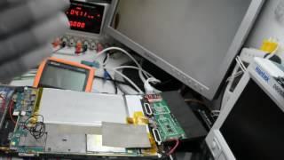técnica para revisar una tablet que no enciende saber si es un corto o si es batería ESPECIAL 100K