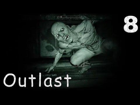 Смотреть прохождение игры Outlast. Серия 8 - Камера! Нет, только не это...