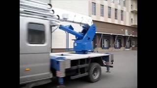 Автовышка ВИПО-24-01  (Газон Next C42R33) 24 метра
