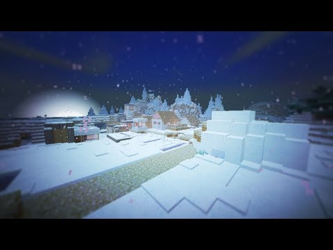 Stronghold Village Ice Spike Igloo With Basement Combo Next To Spawn V1 2 Minecraft Seed Parcat